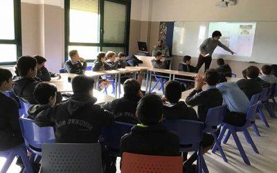 Creación del comité ambiental de Las Fuentes